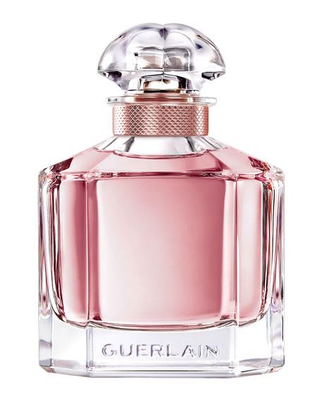 Mon Guerlain Eau de Parfum Florale Spray, 3.4 oz./ 100 mL