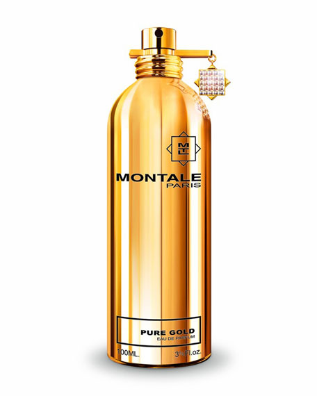 Pure Gold Eau de Parfum, 3.4 oz/ 100 mL