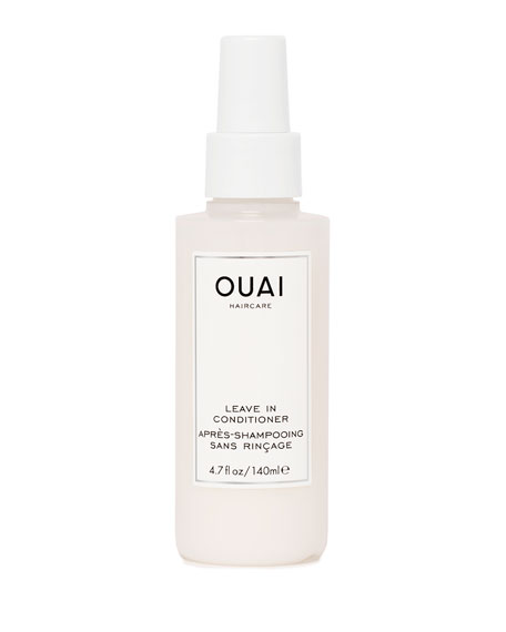 OUAI Haircare Leave in Conditioner, 4.7 oz./ 140
