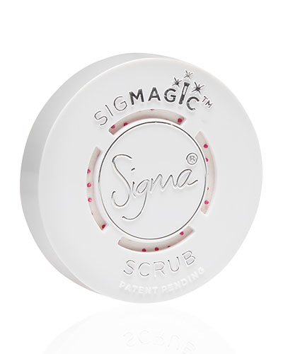 SigMagic™ Scrub Makeup Brush Cleaner