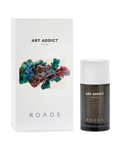 Roads Art Addict Parfum, 1.7 oz./ 50 mL