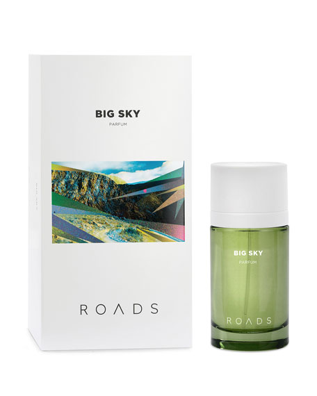 Roads Big Sky Parfum, 1.7 oz./ 50 mL