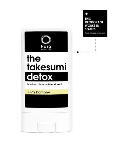 The Takesumi Detox Mini Juicy Bamboo