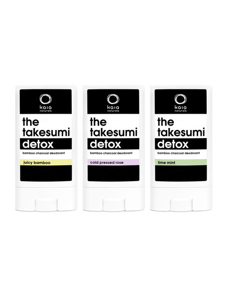 The Takesumi Detox Mini Rose