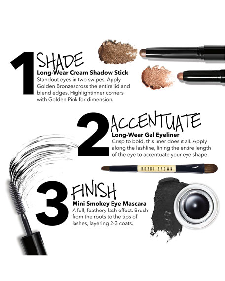 90 Second Soft & Smokey Eye Kit