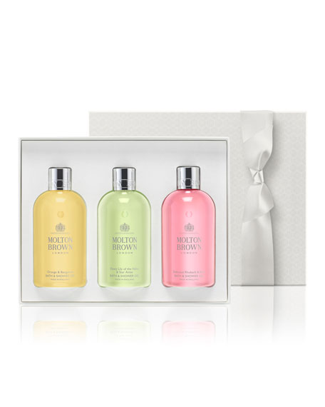 Spring Signatures Bathing Gift Trio, 10 oz./ 296 mL