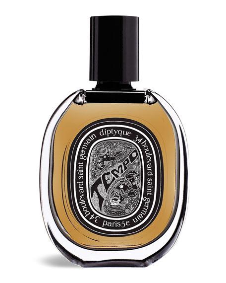 Tempo eau de parfum, 2.5 oz./ 75 mL