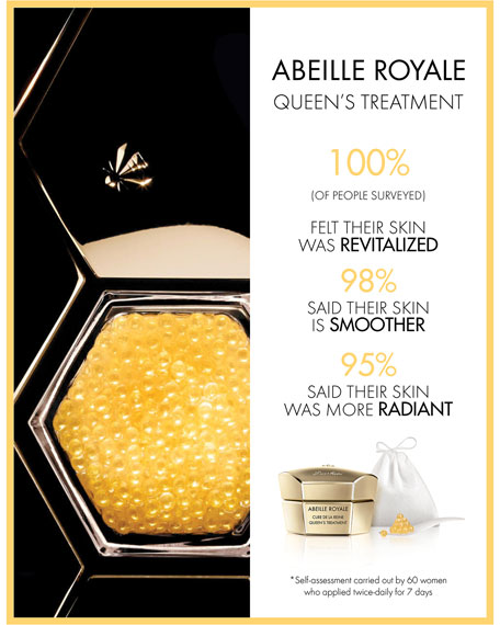 Abeille Royale Queen's Treatment, 0.5 oz.