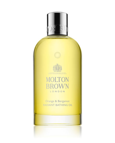 Molton Brown Orange & Bergamot Radiant Bathing Oil,