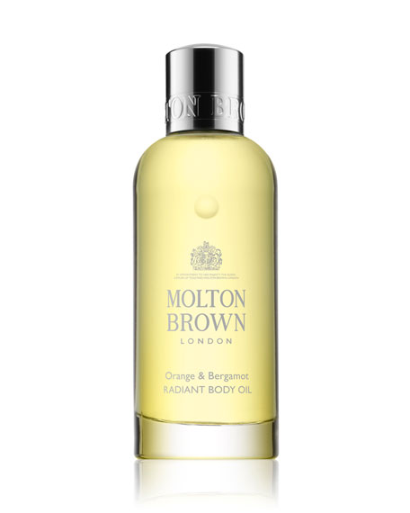 Molton Brown Orange & Bergamot Radiant Body Oil,