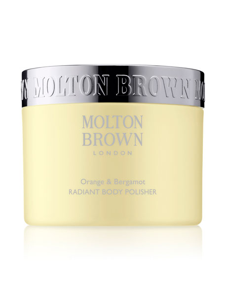 Molton Brown Orange & Bergamot Radiant Body Polisher,