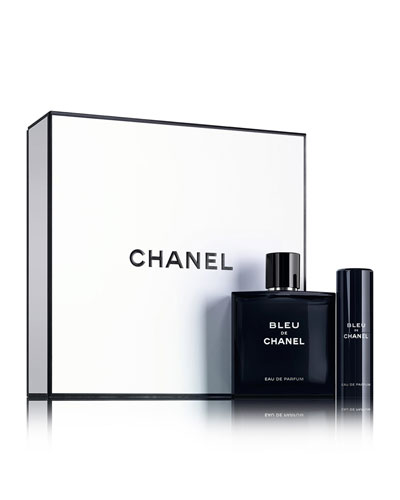 <b>BLEU DE CHANEL</b><br>TRAVEL SPRAY SET