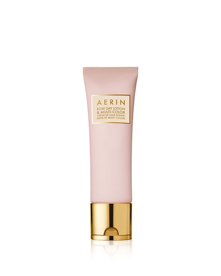 AERIN Rose Day Lotion & Multicolor, 1.7 oz./