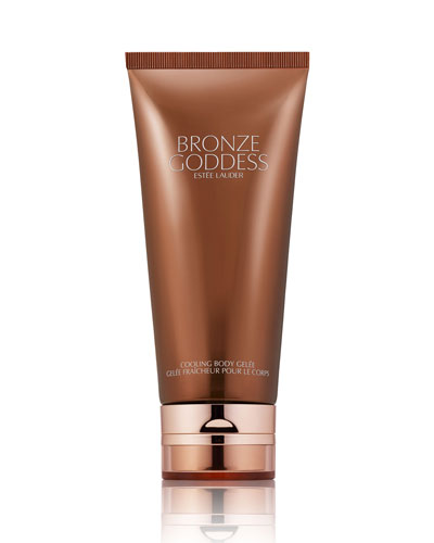 Bronze Goddess Cooling Body Gelee, 6.7 oz./ 198 mL
