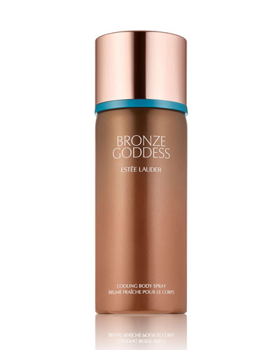 Bronze Goddess Cooling Body Spray, 5.0 oz./ 148 mL