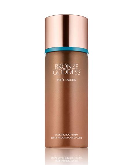 Bronze Goddess Cooling Body Spray, 5.0 oz./ 148 mL