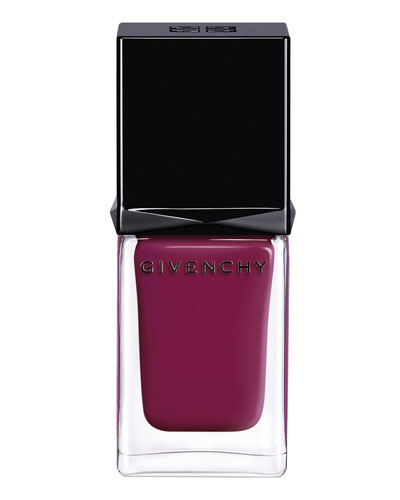 No 6 Framboise Velours Nail Lacquer