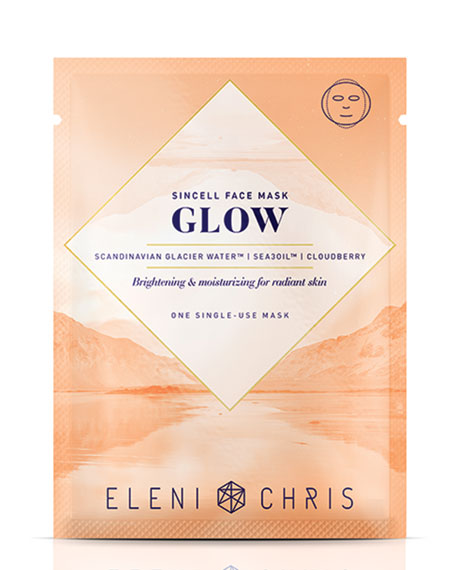 Sincell Face Mask Glow 6 Pack