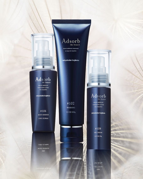 Adsorb Three-Piece Bundle