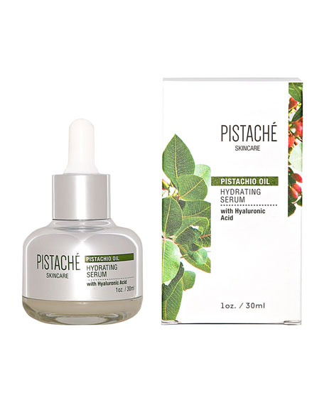 Pistache Hydrating Serum with Hyaluronic Acid, 1.0 oz./ 30 mL