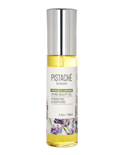Pistachio & Lavender Divine Beauty Oil, 3.4 oz./ 100 mL