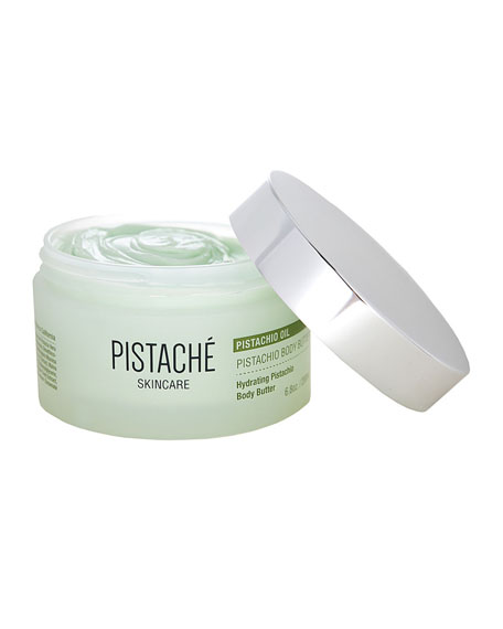 Pistache Whipped Pistachio Body Butter &#150 a.k.a The Boyfriend Body Butter, 6.8 oz./ 201 mL