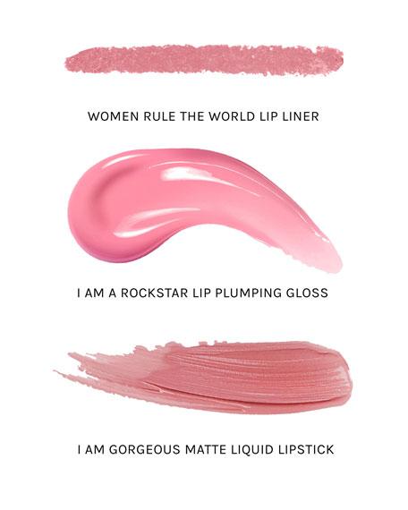 Women Rule the World Lip Kit