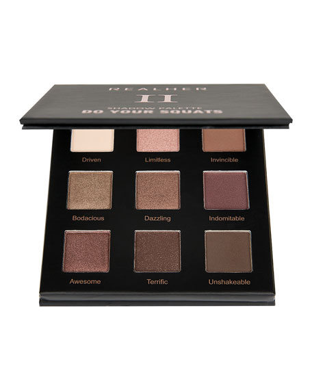 Do Your Squats Eyeshadow Palette