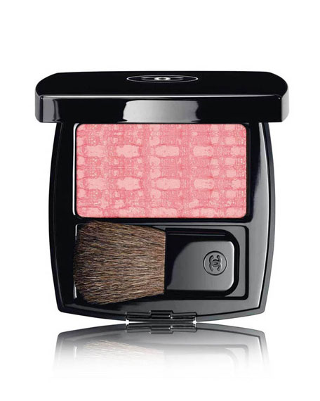 <b>WHITENING COLLECTION – LES TISSAGES DE CHANEL</b><br>BLUSH DUO TWEED EFFECT