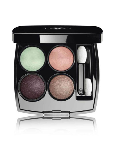 <b>WHITENING COLLECTION &#150; LES 4 OMBRES</b><br>MULTI-EFFECT QUADRA EYESHADOW