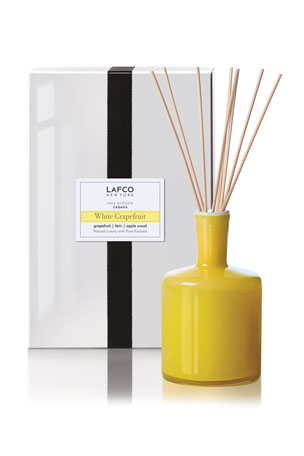 Lafco White Grapefruit Reed Diffuser – Cabana, 15 oz./ 444 mL