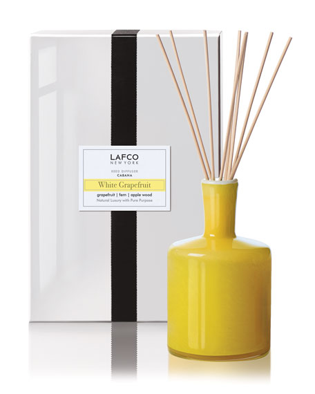 White Grapefruit Reed Diffuser – Cabana, 15 oz./ 444 mL