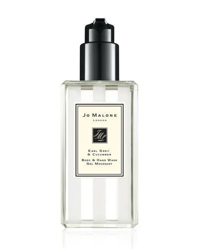 Earl Grey & Cucumber Body & Hand Wash  8.5 oz./ 250 mL
