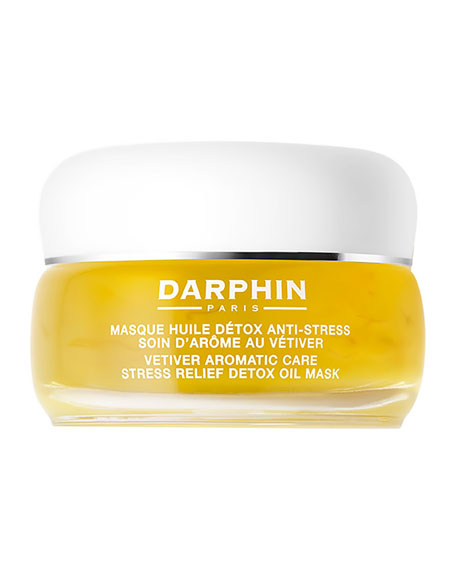 Darphin Vetiver Aromatic Care Stress Relief Detox Oil