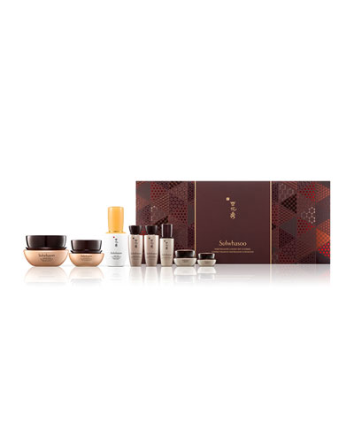 Timetreasure Luxury Set