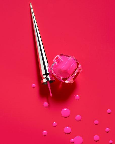Loubiflash Neoprene, Pink