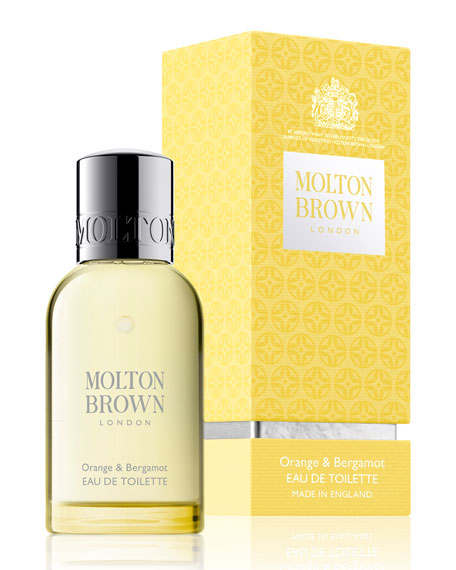 Molton Brown Orange & Bergamot Eau de Toilette,