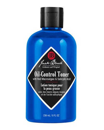 Oil Control Toner with Red Macroalgae and Salicylic Acid