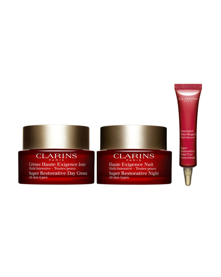 Clarins Limited Edition Youth Activating Routine Gift Set
