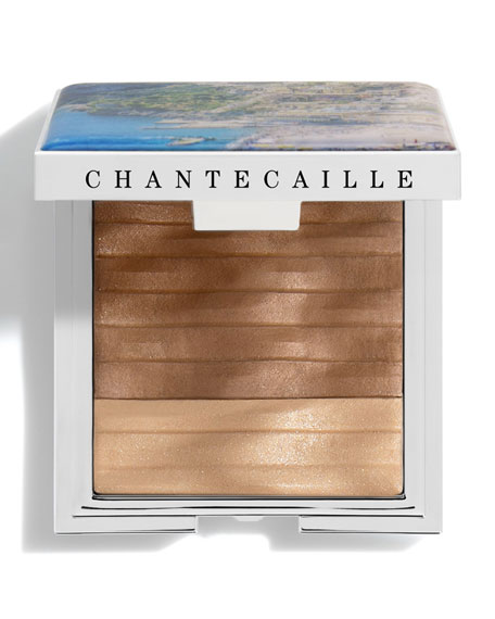 Chantecaille La Sirena Bronzer??Highlighter Duo