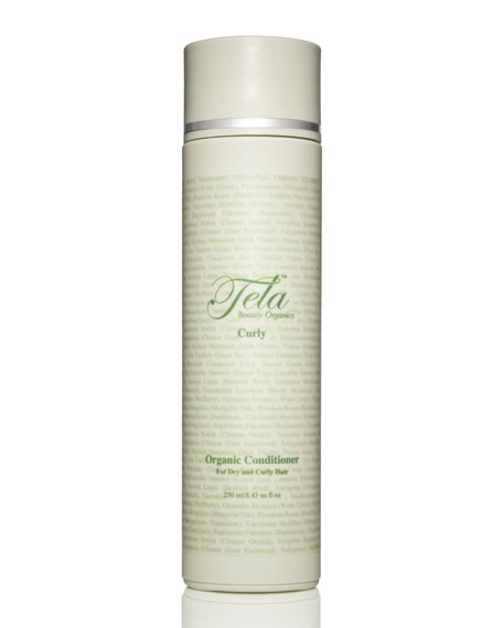 Tela Beauty Organics Curly Conditioner, For Dry, Frizzy