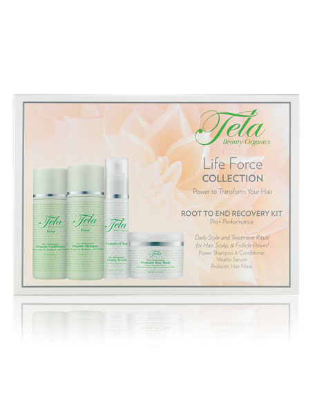 Tela Beauty Organics Root to End Recovery Kit