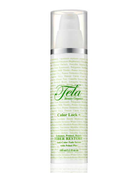 Tela Beauty Organics Color Lock+ Fiber Restore, Anti-Color