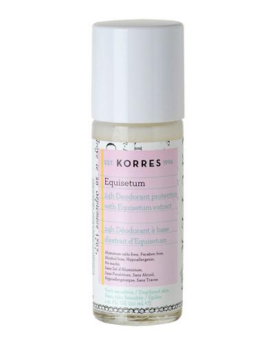 24H Deodorant Equisetum, 1.0 oz./ 30 mL