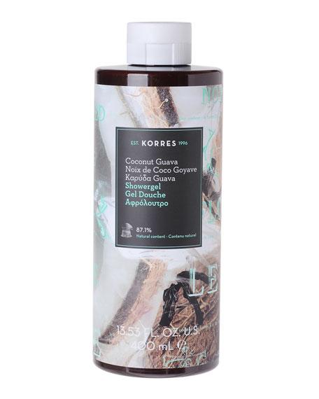 Coconut Guava Shower Gel, 14 oz./ 400 mL