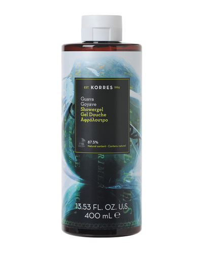 Guava Shower Gel, 14 oz./ 400 mL