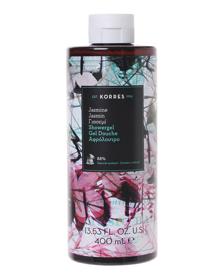 Jasmine Shower Gel, 14 oz./ 400 mL