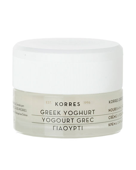 Greek Yoghurt Moisturizing Cream, 1.4 oz./ 40 mL