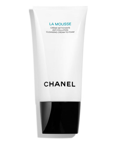 LA MOUSSEAnti-Pollution Cleansing Cream-to-Foam