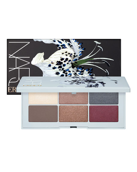 Nars Limited Edition Fleur Fatale Eyeshadow Palette